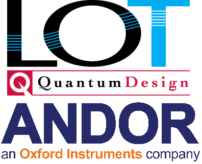 LOT-QuantumDesign, Andor