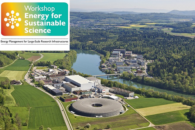 5th Workshop Energy for Sustainable Science at Research Infrastructures