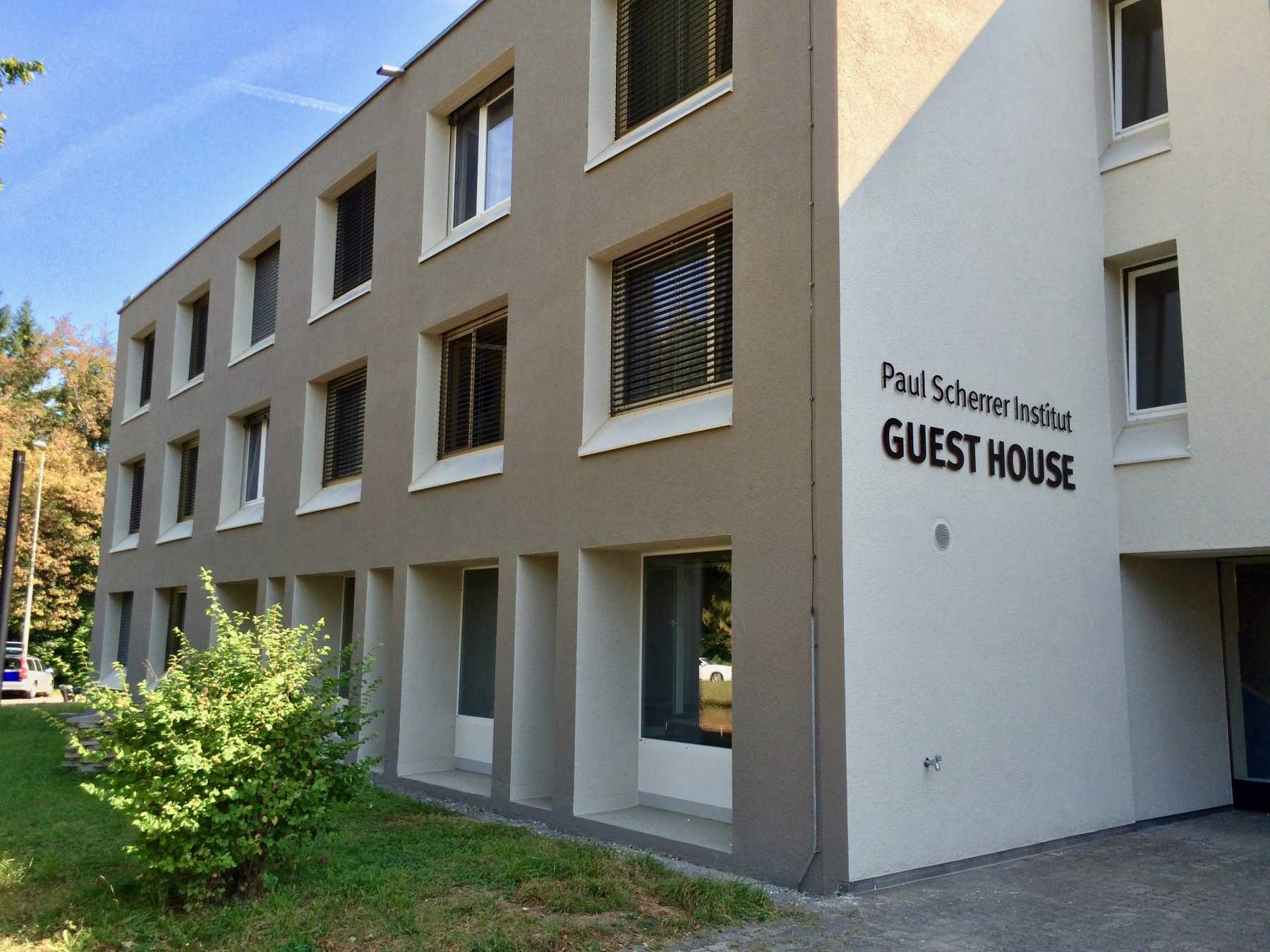 PSI Guest House