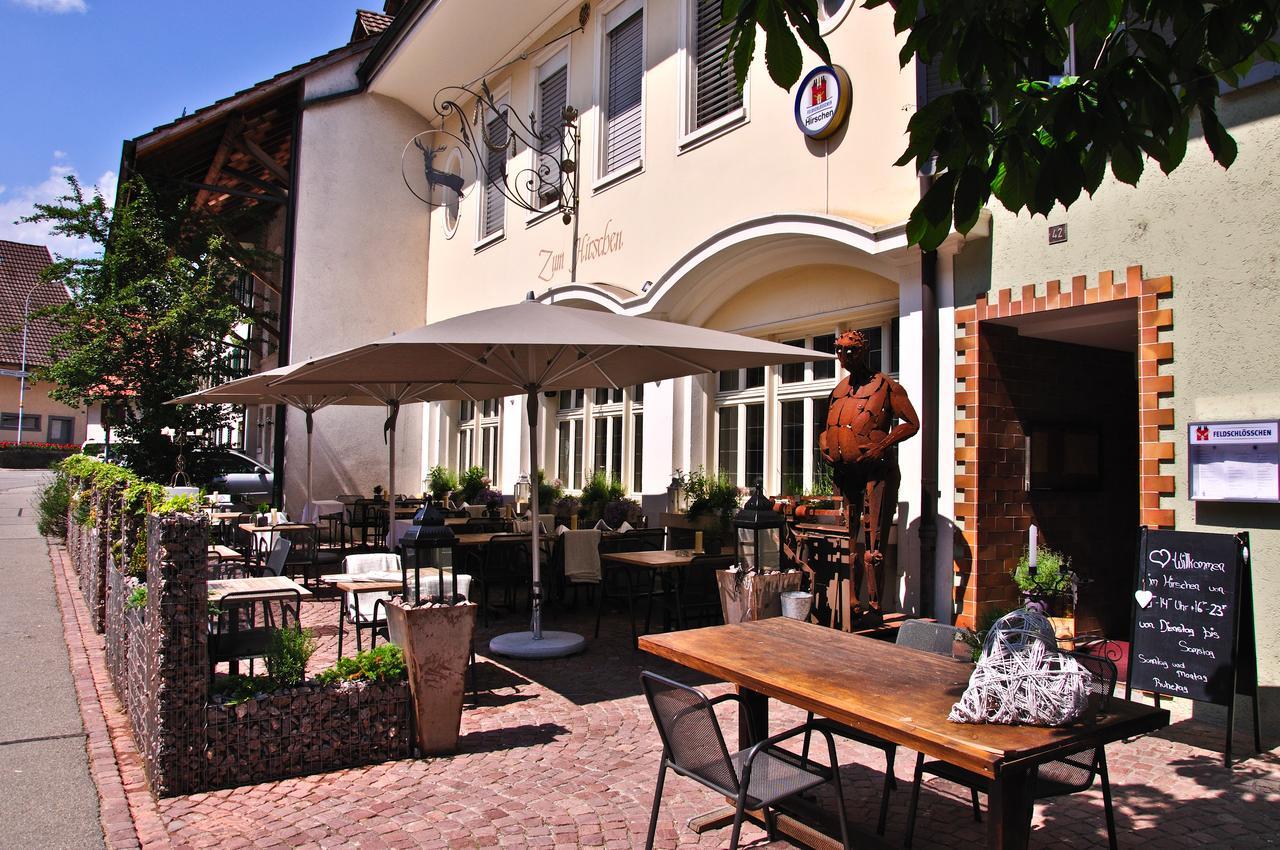 Hotel Zum Hirschen Villigen