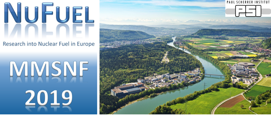First INSPYRE Workshop: NuFuel-MMSNF 2019 , PSI Villigen, Switzerland