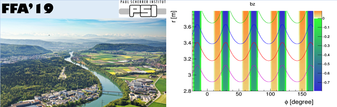 International Workshop on Fixed Field alternating gradient Accelerators (FFA'19)